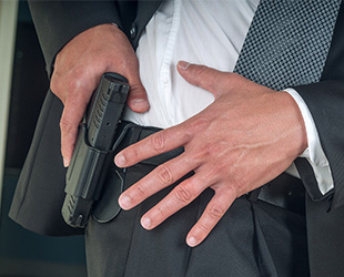 Virginia Concealed Handgun Permit Denials