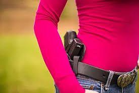 Concealed Handgun Permits…